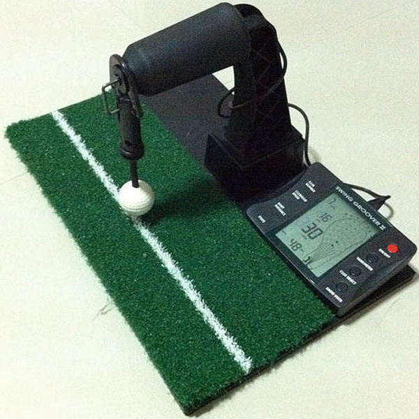 ELECTRONIC SWING GOLF COACH & ANALYSER